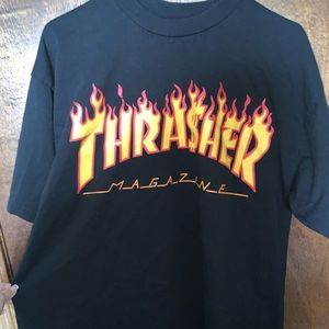 Thrasher Magazine shirt- like new!